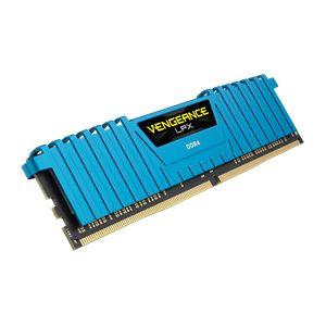 Corsair CMK32GX4M4A2400C14 - Barrette mémoire Vengeance LPX Series Low Profile 32 Go (4x 8 Go) DDR4 2400 MHz CL14
