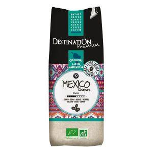 Destination Café grain BIO 100% Arabica Mexique Chiapas n°19 250g