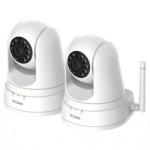 D-link DCS-5030L - Pack de 2 Caméras HD panoramique