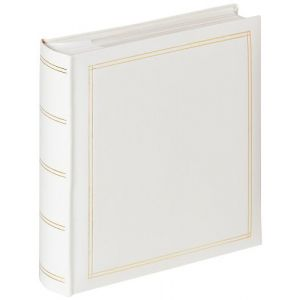 Walther Monza, Album Mémo Pour 200 Photos, ME-138-W, Blanc