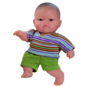 Paola Reina 01103 - Petit garçon Asie collection Los peques été (22 cm)