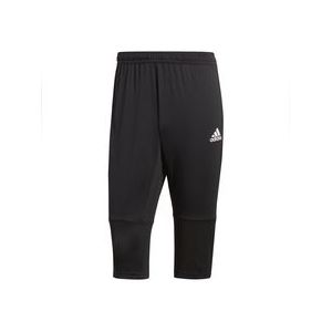 Adidas Bas de Survêtement 3/4 Condivo 18 - Noir/Blanc Enfant
