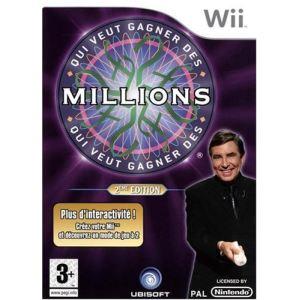 Qui Veut Gagner des Millions : 2ème Edition [Wii]