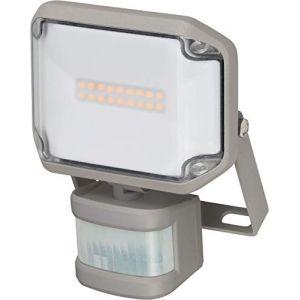 Brennenstuhl Projecteur LED ALCINDA avec détecteur de mouvement infrarouge 1060 lumens 1178010010