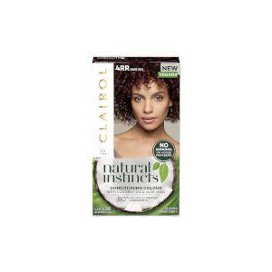 Clairol Natural Instincts Semi-Permanent Hair Dye Dark Red 4RR