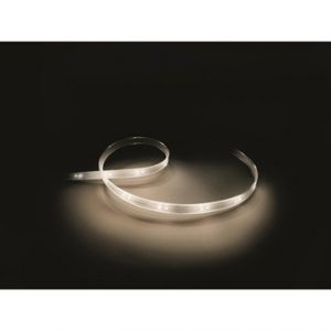 Philips Hue Lightstrip Plus - Ruban LED pilotable via smartphone (2m)