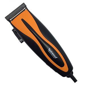Techwood TT-613 - Tondeuse filaire de luxe pour cheveux et barbe