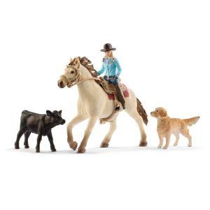Schleich Figurine Ferme Western (42419)