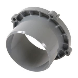 Nicoll Piquage pour caniveaux O110 gris évacuation