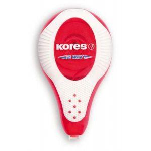 Kores KR84345 - Roller correcteur Vertical 2 Way, 4,2 mm x 8 m