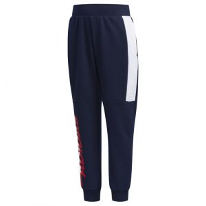 Adidas Pantalon striker garçon - Taille - 7-8A - Couleur Bleu