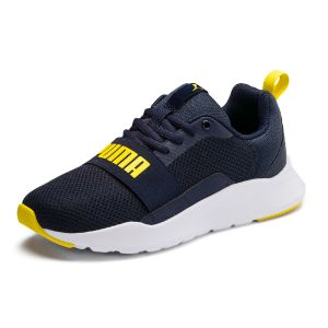 Puma Chaussures casual Wired Bleu marine - Taille 36