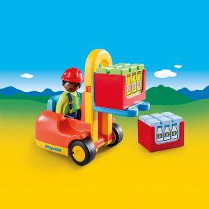 Playmobil 6959 - 1.2.3. Gerbeuse à fourche
