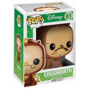 Funko Figurine Pop! Disney : Cogsworth
