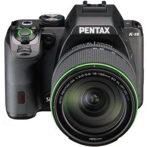Pentax K-S2 (avec 2 objectifs 18-50mm et 50-20mm)