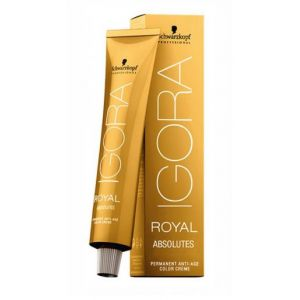 Schwarzkopf Professional Teintures Igora Royal Igora Royal Absolutes 9-40 Blond Clair Beige Extra 60 ml