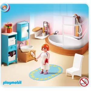 Playmobil 5330 - Salle de bain