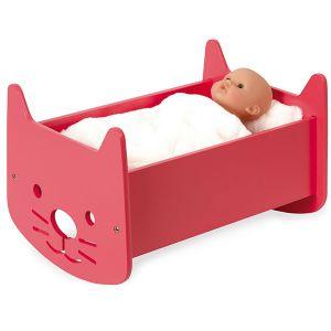 Janod Berceau Babycat pour poupée 36 cm