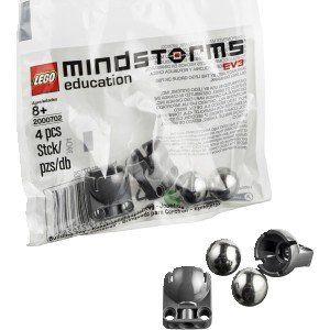 Lego Roue folle avec support pour Mindstorms Ev3