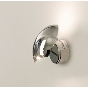 Faro Swing - Applique lumineuse orientable chromé double LED 6W