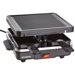 Severin RG 2686 - Grill raclette pour 4 personnes