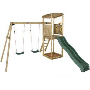 Plum Bonobo II - Portique bois 2,45 m