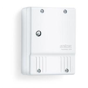 Steinel Interrupteur crépusculaire NightMatic 2000 Blanc- Détecteur crépusculaire pour l'éclairage automatique les nuits