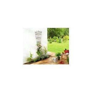 Intermas Gardening 170286 - Treillis Royal en métal 0,83 x 1,80 m