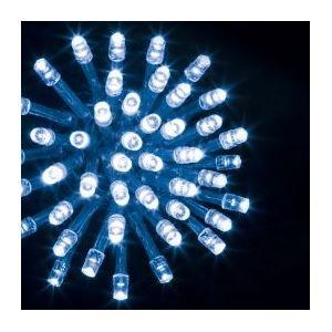 Guirlande lumineuse Technobright 20 m Bleu 200 LED CT