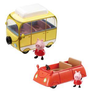 Giochi Preziosi Le camion de pompier + Figurine Peppa Pig