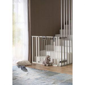 Geuther Barrière escalier Easylock Plus 4793+6 84,5 - 92,5 cm