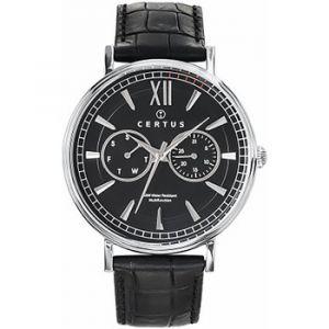 Certus 610776 - Montre pour homme avec bracelet en cuir