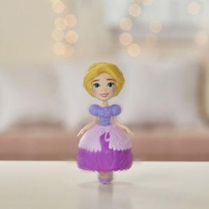 Hasbro Disney Princesses - Mini Poupée mouvement magique Raiponce