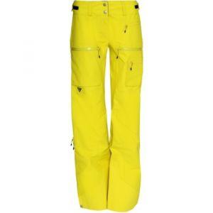 black crows Pantalon Pantalon De Ski Ventus Gore-tex Yellow jaune - Taille EU S,EU M,EU L