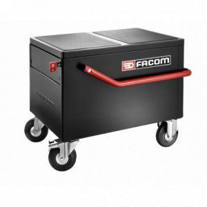 Facom Coffre roulant à accès vertical noir - 2092BPB