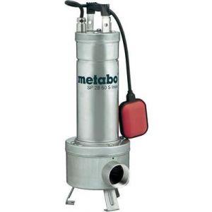 Metabo SP 28-50 S Inox - Pompe submersible pour eau usée 1470W