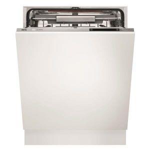 AEG FSK93705P - Lave-vaisselle tout-intégrable 15 couverts