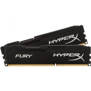 Kingston HyperX Fury Black DDR4 2 x 8 Go 3466 MHz CAS 19