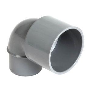 Nicoll Coude raccord multi-matériaux mf 90° Ø50/40 CJ29MF