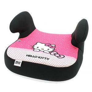 mycarsit Siège auto réhausseur Hello Kitty groupe 2/3