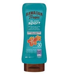 Hawaiian Tropic Sport Lotion - 180 ml - LSF 30