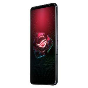 Asus ROG Phone 5 (noir) - 256 Go - 16 Go + Coque de protection ROG Aero