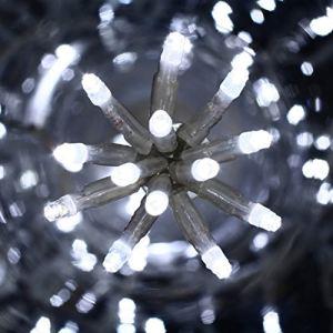 Feerie Lights Guirlande lumineuse clignotante 100 LED - pour l'extérieur