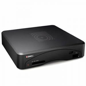 Emtec N100 - Enregistreur vidéo numérique multimédia