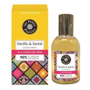 Les Petits Plaisirs Vanille & Santal - Eau de parfum à la vanille des Indes
