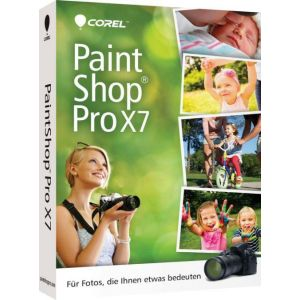 Paintshop Pro X7 [Windows]