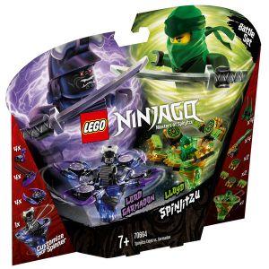 Lego Ninjago - Toupie Spinjitzu Lloyd Vsgarmadon - 70664