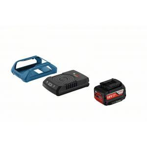 Bosch Professional GBA 18V + GAL 1830W - Kit de démarrage Wireless Charging 18V/4Ah