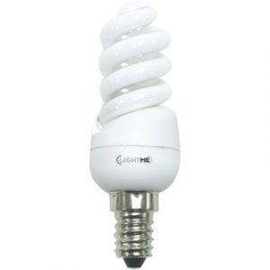 LightMe Ampoule à économie d'énergie 9W-E14