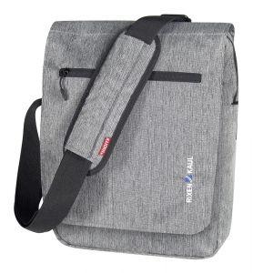 Klickfix Smart Bag - Sac porte-bagages - gris Sacoches pour guidon